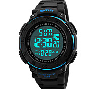 SKMEI® 1237  Men's Woman Watch Outdoor Sports Multi - Function Watch Waterproof Sports Electronic Watches 50 Meters Waterproof