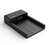 Недорогие -Orico-6518sus3 двойной высокоскоростной usb3.0 esata-2.5 / 3.5 inch sata ssd black
