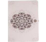 For Apple iPad 9.7 2017 Case Fashion Case Smart Cover Funda Tablet Mandala PU Leather Flip Stand Case For ipad2345/ipad mini 234/pro 9.7