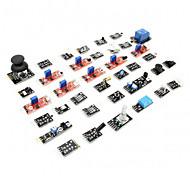abordables -Kit de sensores 37 en 1 para arduino