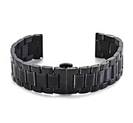 For Gear S3 Band 22mm Five Beads Stainless Steel Strap Replacement Wristbands For Gear S3 Classic Frontier Gear S3 Classic LTE Smart Strap