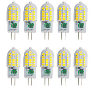 abordables -3W G4 Luces LED de Doble Pin T 30 SMD 2835 200-300 lm Blanco Cálido Blanco Fresco Blanco Natural 2800-3200/4000-4500/6000-6500 K V