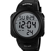 Herrn Sportuhr Kleideruhr Smart Watch Modeuhr Armbanduhr Einzigartige kreative Uhr Digitaluhr Chinesisch digital Kalender Chronograph
