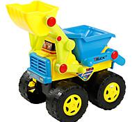 Недорогие -Игрушки Бульдозер Игрушки Машинки с инерционным механизмом Большой размер Пластик Куски Детские Подарок