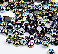 cheap -Glitters Metallic Fashion Neon & Bright High Quality Daily Nail Art Design