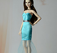 Dresses Dress For Barbie Doll Dress 147 Girl's Doll Toy