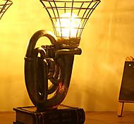 1pc ретро спасательные любовники artware зеркало сарай фонарь вел ночь лампа