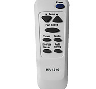 cheap -HA-12-09 Replacement for Panasonic Air Conditioner Remote Control A75C2064 A75C2065 Works for CW-XC100AU CW-XC103VU CW-XC120AU CW-XC122VU CW-XC123VU