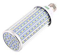 Недорогие -YWXLIGHT® 1шт 60W 5900-6000 lm E26/E27 LED лампы типа Корн T 160 светодиоды SMD 5730 Декоративная Светодиодные фонарики Холодный белый AC