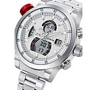 Недорогие -Муж. Подростки электронные часы Наручные часы Часы-браслет Армейские часы Нарядные часы Модные часы Спортивные часы Повседневные часы