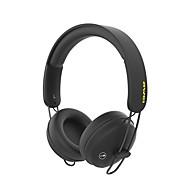 Awei a800bl touch headset bluetooth headset wireless headset redução de ruído com microfone 3d surround estéreo