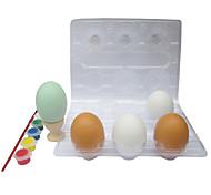 Недорогие -Набор для творчества Игрушка Foods Для получения подарка Конструкторы Модели и конструкторы Дерево 2-4 года 5-7 лет 8-13 лет Игрушки