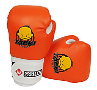 Children Boxing Gloves Boxing Bag Gloves Boxing Training Gloves for Boxing Muay Thai Fingerless GlovesKeep Warm Breathable Shockproof High