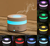 BRELONG Portable LED Air Desktop Humidifier  Night Light  Aroma lamps