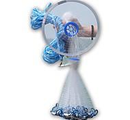 Landing Net Fishing Net / Keep Net 2.4 m Fish Freezer Safe Hard Plastic Nylon Aluminium Other General Fishing