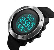SKMEI® 1267 Men's Woman Watch Outdoor Sports Multi - Function Watch Waterproof Sports Electronic Watches 50 Meters Waterproof