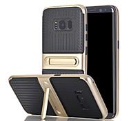 Для примечания галактики Samsung 5 примечание 4 корпус покрывает стенд tpu с пластиковой рамкой