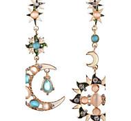 abordables -Mujer Pendientes cortos Pendientes colgantes Opal sintético Cristal Diseño Básico Diseño Único Diamantes Sintéticos Amistad Personalizado