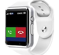 Men's Smart Watch Digital Rubber Band Black White Blue Red