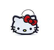 Key Chain Cat Rubber