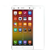 preiswerte -Displayschutzfolie XIAOMI für Xiaomi Mi 4 Hartglas 1 Stück Vorderer Bildschirmschutz 9H Härtegrad High Definition (HD)