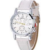 Mulheres Relógio de Pulso Único Criativo relógio Relógio Casual Relógio Esportivo Relógio de Moda Quartzo Couro Banda Amuleto Luxo