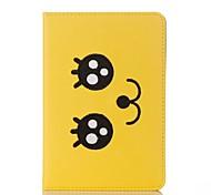 Case Cover for ipad 2017 air 2 air Flip Pattern Full Body Case Cartoon Smiling FaceHard PU Leather for iPad2.3.4 Mini 4 mini 3/2/1