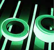 10M * 10mm Luminous Tape Self-adhesive Glow In Dark Safety Stage Home Decorations
