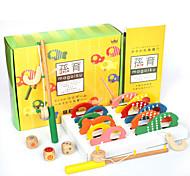 Недорогие -Рыболовные игрушки Игрушки Рыбки Большой размер Для детей Куски