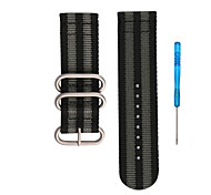 cheap -Watch Band for Fenix 5x Fenix 3 Garmin Sport Band Nylon Wrist Strap