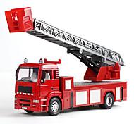 Недорогие -Игрушечные машинки Модель авто Мотоспорт Игрушки Большой размер моделирование Прямоугольный Пожарные машины Куски Не указано Мальчики