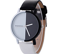 cheap -Women's Quartz Wrist Watch Sport Watch Casual Watch Leather Band Charm Luxury Creative Casual Unique Creative Watch Minimalist Elegant
