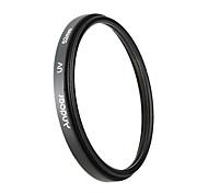 Andoer 52mm uv cpl fld filtro circular filtro polarizador filtro filtro fluorescente con bolsa para nikon canon pentax sony dslr cámara