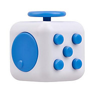 cheap -Fidget Toys Fidget Cube Stress Relievers Toys Square Silicon Rubber Pieces Unisex Gift