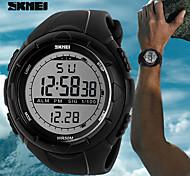 Недорогие -Муж. Модные часы Наручные часы Уникальный творческий часы электронные часы Спортивные часы Нарядные часы Смарт Часы Китайский Цифровой