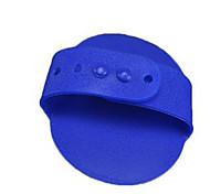 Chien Santé Bains Portable Massage Élastique Bleu