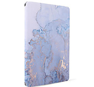 cheap -Case For Apple iPad Mini 4 iPad Mini 3/2/1 iPad 4/3/2 iPad Air 2 iPad Air with Stand Flip Pattern Auto Sleep/Wake Up Full Body Cases