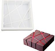 Недорогие -торт формы повседневного использования силикагель большой размер, креатив, дий торт плесень, инструмент для выпечки