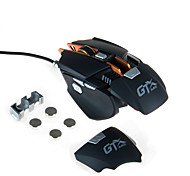 cheap -AJAZZ AJAZZ-GTXPRO Wired Gaming Mouse Adjustable Weight DPI Adjustable 1000/2000/3000/4000