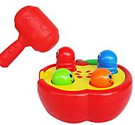 Игрушечные инструменты Игрушки Friut Игрушки Пластик Куски Дети Подарок