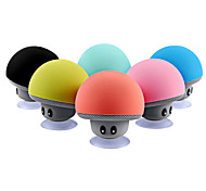 Portable Wireless Bluetooth Speaker Mini Mushroom Waterproof Stereo Speaker Music Player for Xiaomi iPhone for Android IOS PC