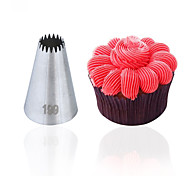 1pc Icing piping nozzle Set Pastry Cookie Maker Cream Cupcake Decoration cake nozzles for cake cream