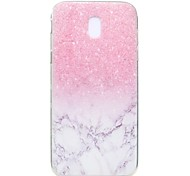 Case For Samsung Galaxy J7 2017 J5 2017 Case Cover Marble Pattern TPU High Purity Translucent Soft Phone Case For J3 2017 J710 J510 J310