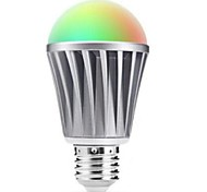 cheap -Hhybl470 Smart Light Bulb Bluetooth 4.0 Colorful Music Light Bulb 4 Big Sound Effects Can Be Changed At Will