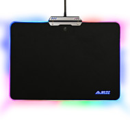 cheap -Ajazz Hard Mouse Pad Colorful 9 RGB Lighting Modes Touch Control for Games Office