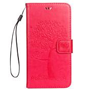 Недорогие -Чехол для iphone 7 яблока плюс чехол для крышки большой шаблон совы из тисненой глянцевой карты памяти для мобильного телефона с футляром
