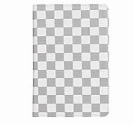 cheap -Case For Apple iPad Mini 4 iPad Mini 3/2/1 Card Holder Wallet with Stand Full Body Cases Geometric Pattern Hard PU Leather for iPad Mini