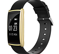 N108 Anti-scratch Smart Sports Wristband with Heart Rate Blood Oxygen and Fatigue Monitoring IP67 Bluetooth 4.0