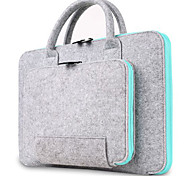 cheap -Wool Felt Solid Handbags Sleeves Universal
