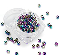 cheap -1pcs Glitter / Pearls / Nail Jewelry Glitters / Artistic / Fashionable Jewelry Lovely Daily